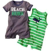 Baby Boy Clothes 6-9 Months Summer