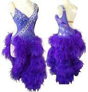Ladies Latin Dance Dresses