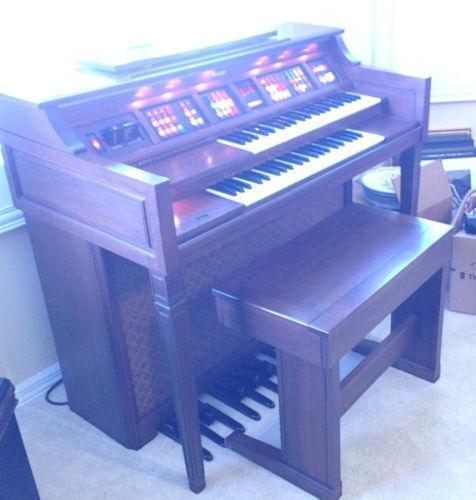 Lowrey Organ EBay