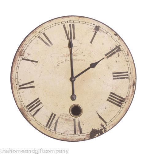 Large Pendulum Wall Clock Ebay