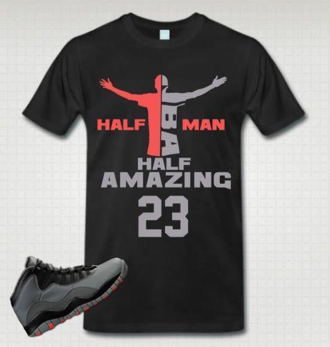 2ac28b6c1611cf Jordan Retro 10 Shirt