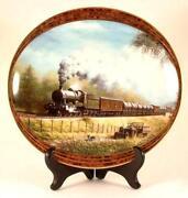 Davenport Train Plates