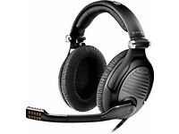 Sennheiser PC350se Gaming Headset - stereo, closed back, mic, carry case