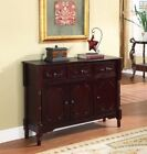 Red Kitchen Sideboards