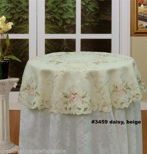 Embroidery Tablecloth   EBay
