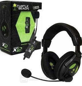TURTLE BEACH EAR FORCE X12 GAMING HEADSET *BRAND NEW* (XBOX 360 & PC)