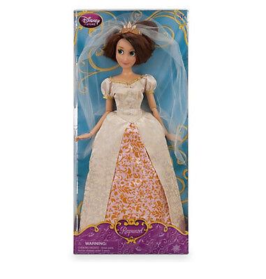 disney tangled ever after rapunzel wedding dress toy doll