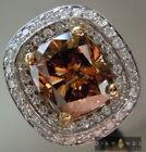 5.75 Ring Fancy Diamond Fine Diamond Rings