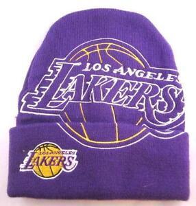 a22b35ea56f Lakers Winter Hat