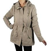 Womens Tan Jacket