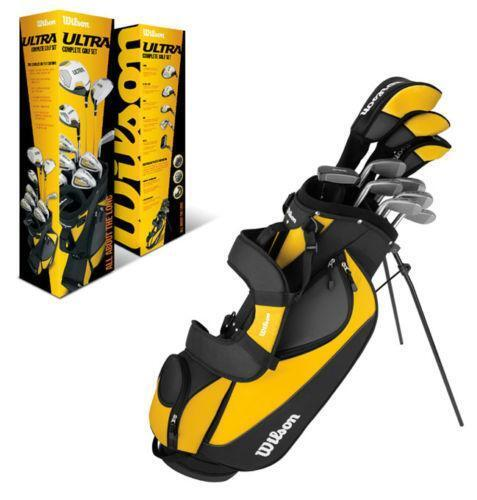 Mens Right Handed Golf Club Sets | eBay