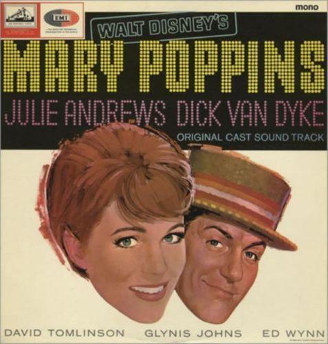 Mary Poppins Record Ebay