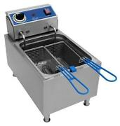 Electric Countertop Fryer