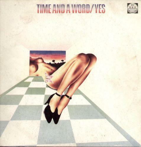 Yes Time And A Word Music Ebay