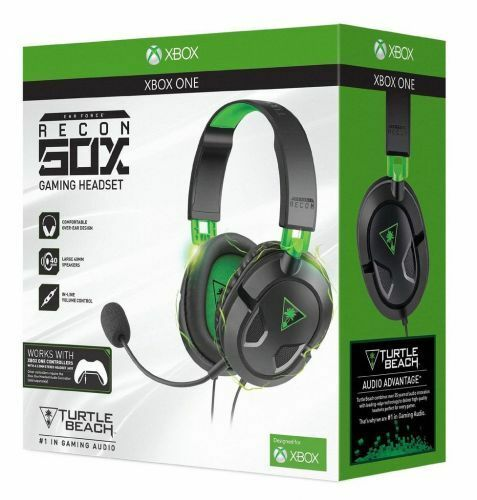 Turtle Beach Ear Force Recon 50x (Xbox One) (Neu)