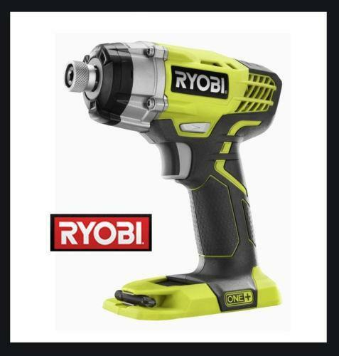 ryobi one drill ebay. Black Bedroom Furniture Sets. Home Design Ideas
