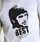 George Best Shirt