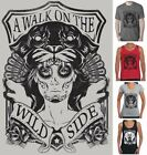 Embellished Tee Retro T-Shirts for Men