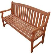 Outdoor Timber Bench