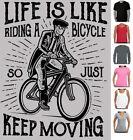 Cycling Cotton T-Shirts for Men