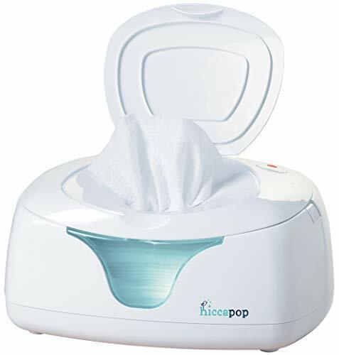 Calentador de toallitas para bebés y dispensador de toallitas húmedas para bebés