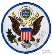 Eagle Iron on Patch