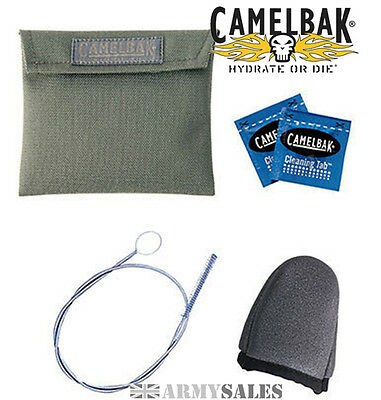 Camelbak Military Spec Hydration Backpack Bladder and Tube Field Cleaning Kit