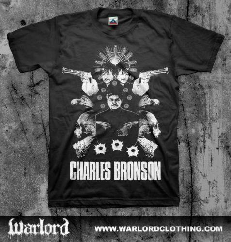 Charles Bronson Shirt Ebay