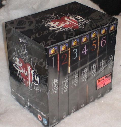 Buffy The Vampire Slayer Complete Box Set | eBay