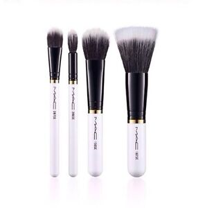 NEW MAC STROKE OF MIDNIGHT MINERALIZE BRUSH KIT SET 187 159 287 266 SE BRUSHES