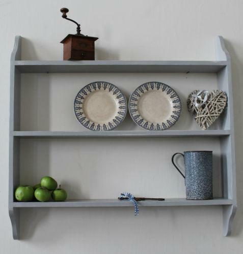Antique Pine Shelves