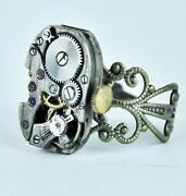 Gear Ring Jewelry