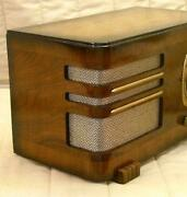 Antique Radio Speaker