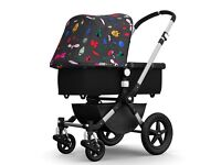 Limited edition Andy Warhol bugs bugaboo cameleon 3