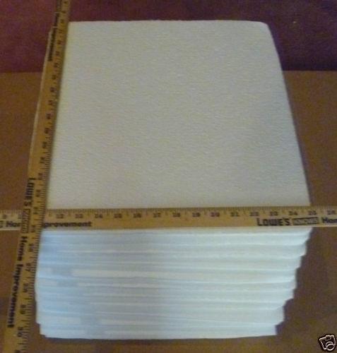 Styrofoam sheets ebay for Styrofoam forms