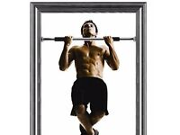 BodyRip Exercise Door Gym Pull Push Up Sit Chin Up Bar Iron Abs Fitness Workout