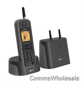 BT Elements 1K Tough DECT Cordless Telephone with TAM