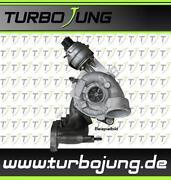 Turbolader AJM