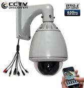 Outdoor IP Camera PTZ
