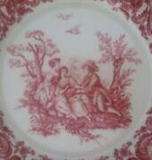 French Decorative Plates