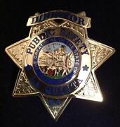 California Badge