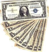 1957 One Dollar Silver Certificate