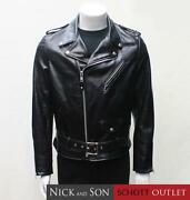 Mens Schott Leather Jacket