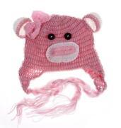 Animal Knit Hat
