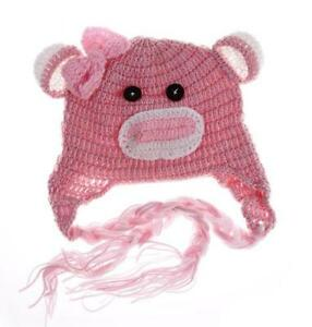 Animal Knit Hat d58b5af71114