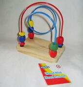 Wooden Bead Frame