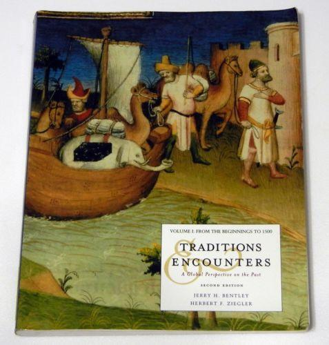 Traditions And Encounters Chapter 3 And Term Paper Example