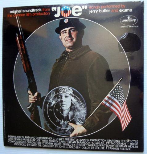 Jerry Butler And Exuma Joe Original Soundtrack