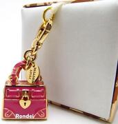 Juicy Couture Purse Charm