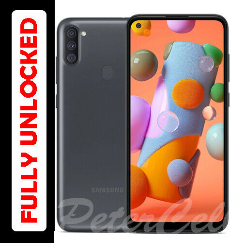 Android Phone - Brand New!! 2020!! Samsung Galaxy A11 32GB SM-A115U!! UNLOCKED!! Single SIM!